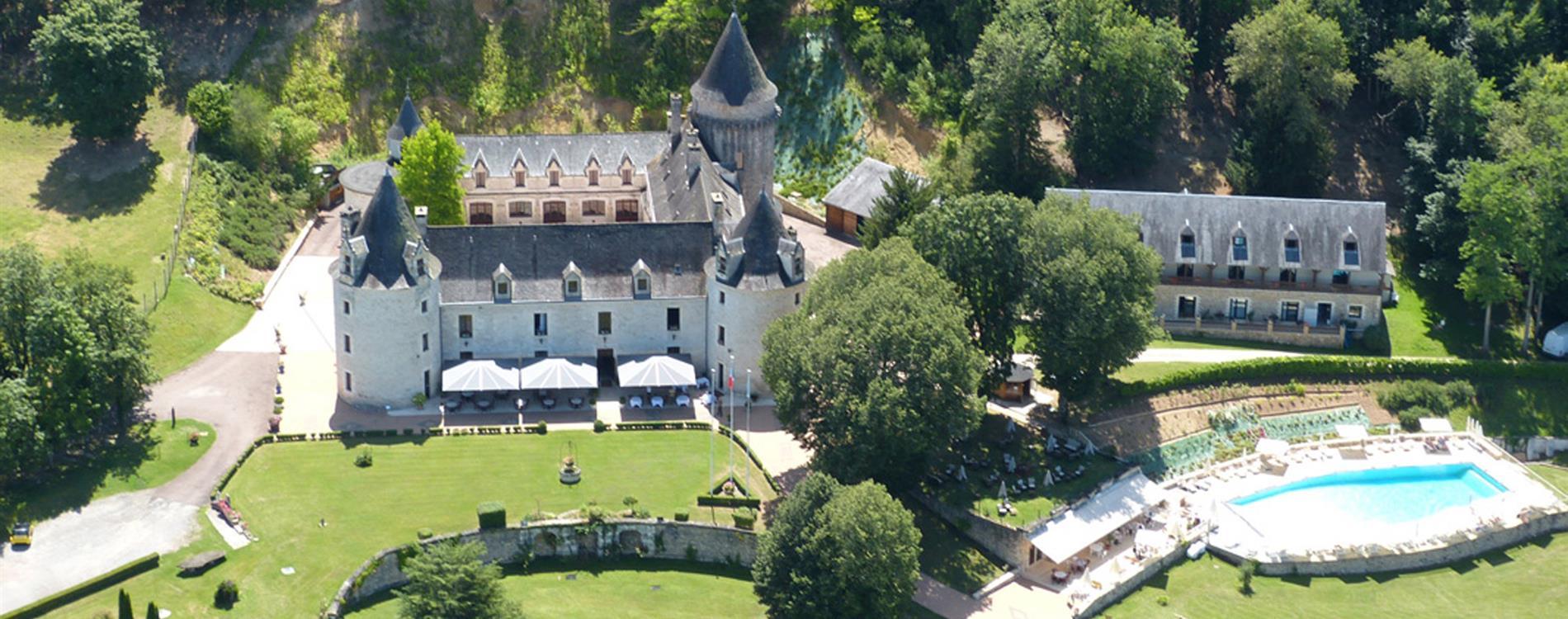 Liste Hotel  Etoiles France